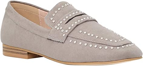 Beryl Suede Loafers