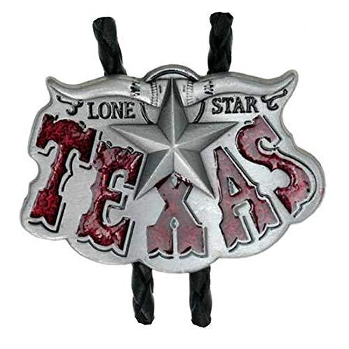 Piratenladen Bolotie Texas - Lone Star - Western - Bolo Tie