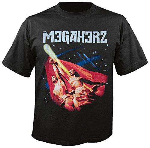 Megaherz - Komet - T-Shirt Größe XL