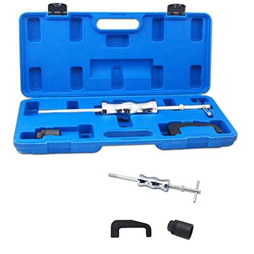 HENGDA® 3tlg.Diesel Injektoren Abzieher Common Rail Schlaghammer Auszieher Werkzeug Mercedes CDI Auszieher
