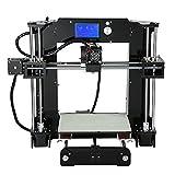 Imprimante 3D, ANET A6 Kit d'Imprimante 3D avec écran LCD