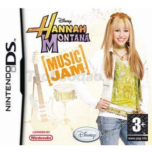 Hannah Montana: Music Jam (Nintendo DS) [Edizione: Regno Unito]