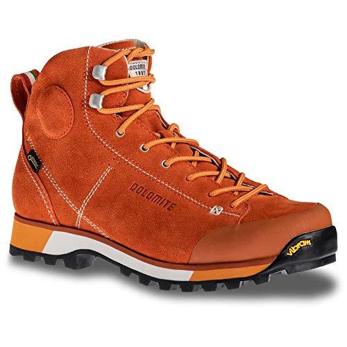 Dolomite Bota, Cinquantaquattro Hike W GTX Bottes Femme, Rusty Red, 36 EU