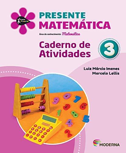 Presente Mat 3 Edição 5 Caderno