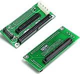 Micro SATA Cables SCA 80 PIN to 68 50 PIN SCSI Adapter...