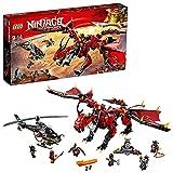 LEGO 70653 Ninjago Llama del destino (Descontinuado por Fabricante)