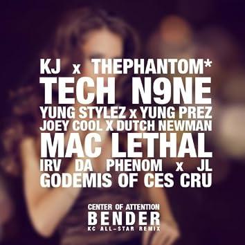 Bender (Remix) [feat. Tech N9ne, Mac Lethal, Irv da Phenom, Jl of B.Hood, Joey Cool, Dutch Newman & Godemis of Ces Cru]