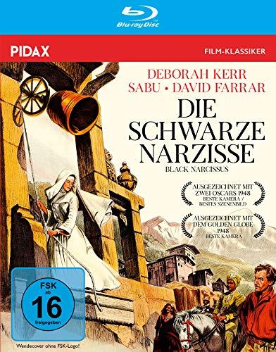 Die schwarze Narzisse (Black Narcissus) / Vielfach preisgekröntes Meisterwerk mit Starbesetzung (Pidax Film-Klassiker) [Blu-ray]