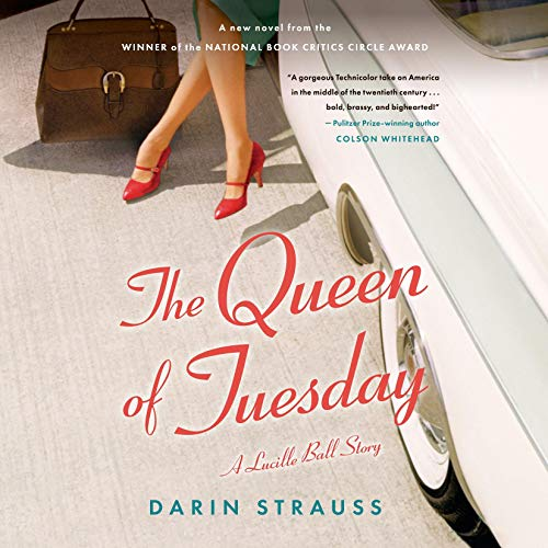 The Queen of Tuesday audiobook cover art