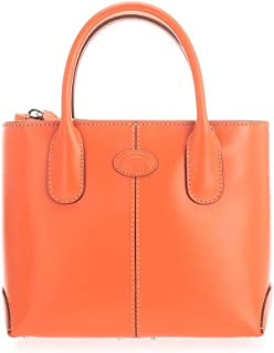 """Tod""""s Luxury Fashion Damen XBWDBAA0100RIIG806 Orange Leder Handtaschen   Ss21"""