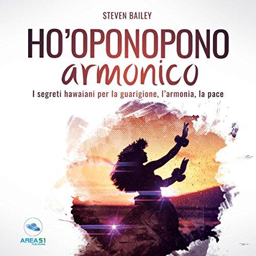 Ho'oponopono armonico audiobook cover art