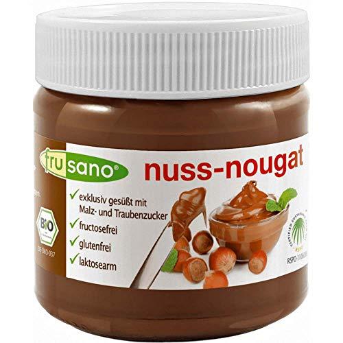 Frusano Bio Nuss-Nougat-Creme 200g