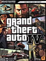 Grand Theft Auto IV Signature Series Guide de BradyGames