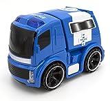 Toys Outlet - Police Power 5406367577. Coche de policía con Luces y Sonido.