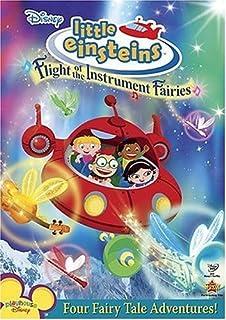 Little Einsteins- Fight Of The Instrument Fairies [DVD]