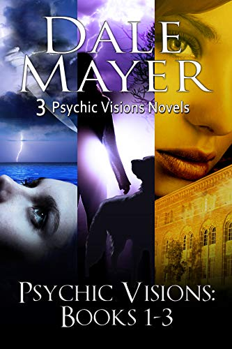 Psychic Visions: Books 1-3 Kindle Edition by Dale Mayer  (Author)