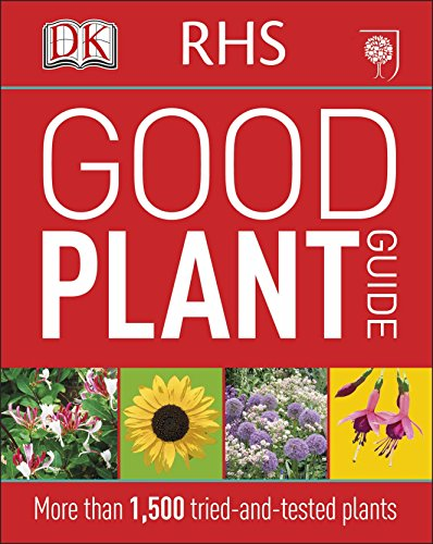 RHS Good Plant Guide: More than 1,500 Tried-and-Tested Plants (Dk)
