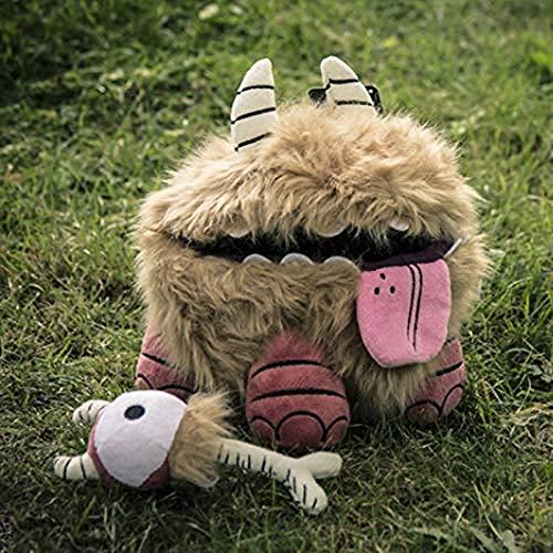 stogiit 25Cm Juego Don T Starve Chester Plush Doll No muera de Hambre Brown Replica Peluche