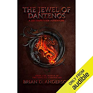 The Jewel of Dantenos cover art