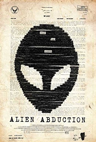 alien abduction movies