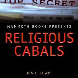 Mammoth Books Presents: Religious Cabals audiobook cover art
