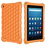 All New 2019/2017 Tablet 7 Case for Kids - Ubearkk Light Weight Child-Proof Case for 7-inch Display Tablet