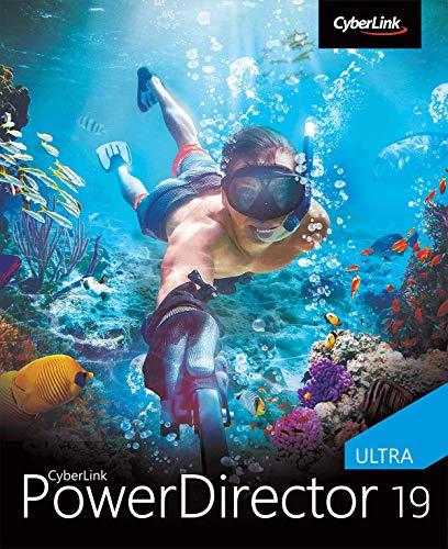 CyberLink PowerDirector 19 Ultra | PC | Code d'activation PC - envoi par email