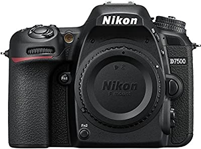 Nikon D7500 DX-format Digital SLR Body by Nikon
