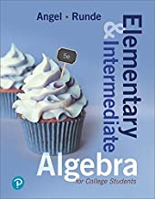 Elementary and Intermediate Algebra for College Students Plus MyLab Math -- 24 Month Access Card Package (5th Edition) (What's New in Developmental Math)
