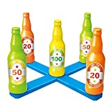 Jian E - Toys - Set of Circle Toys, Toys, Toys, Toys, Plastic Rings - Boys Outdoor Toys - Parent-Child Competition Game Toy Set /
