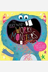 The Very Hungry Worry Monsters Paperback