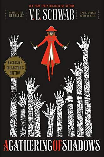 A Gathering of Shadows Collector's Edition: A Novel (Shades of Magic, 2)