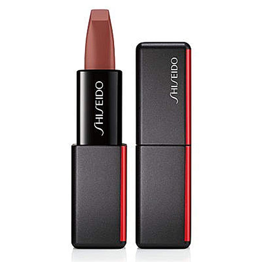 知覚する統治可能マルコポーロ資生堂 ModernMatte Powder Lipstick - # 507 Murmur (Rosewood) 4g/0.14oz並行輸入品