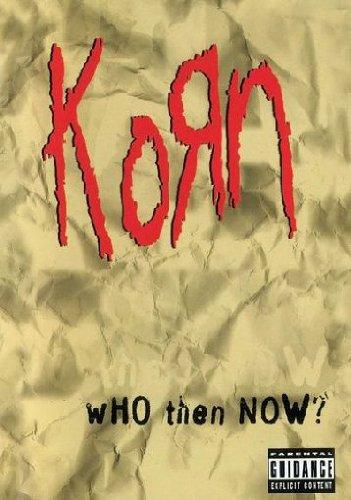 Korn - Who Then Now? [Reino Unido] [DVD]