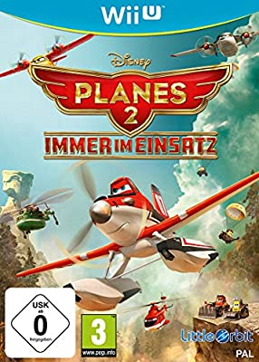 BANDAI NAMCO WiiU Planes: Immer im Einsatz