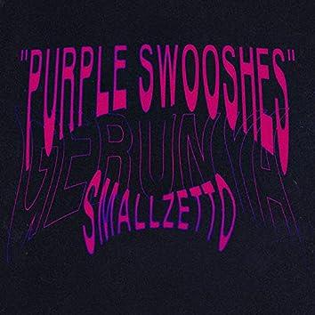 Purple swooshes (Prod by SmallZetto)