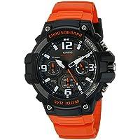 Casio Men's Sports Stainless Steel Quartz Watch