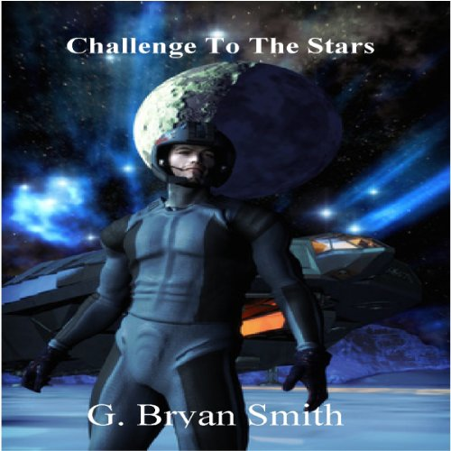 Challenge to the Stars audiobook cover art