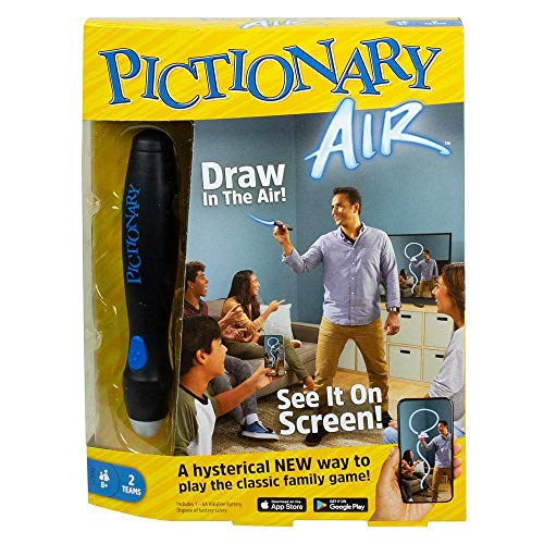 Mattel Games Pictionary Air - 8+Anni [Edizione:...