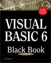 Visual Basic 6 Black Book: The Only Book You'll Need on Visual Basic