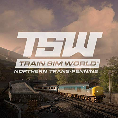 TRAIN SIM WORLD:  NORTHERN TRANSPENNINE - [PS4 Digital Code]