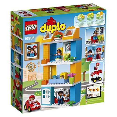 LEGO Duplo La Maison Familiale 10835 Jouet pour Enfants de 3 ans et Plus - 9