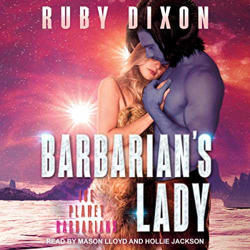 Couverture de Barbarian's Lady