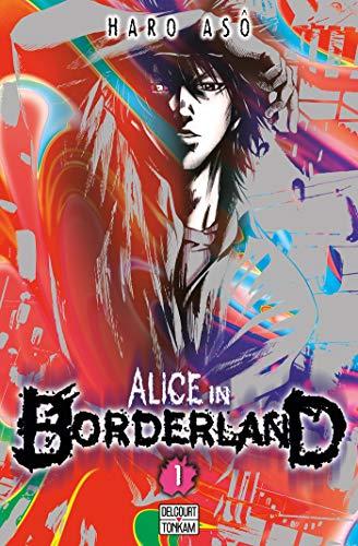 Alice in Borderland T01