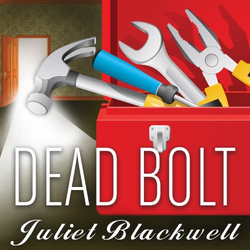 Dead Bolt audiobook cover art