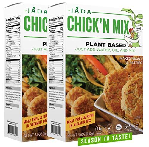 Vegan Chicken Protein - Plant Based Chick