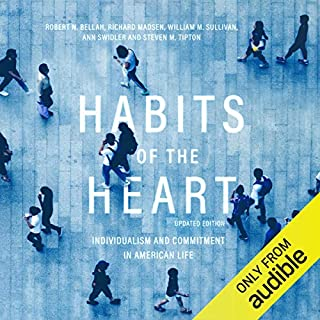 Habits of the Heart, Updated Edition audiobook cover art