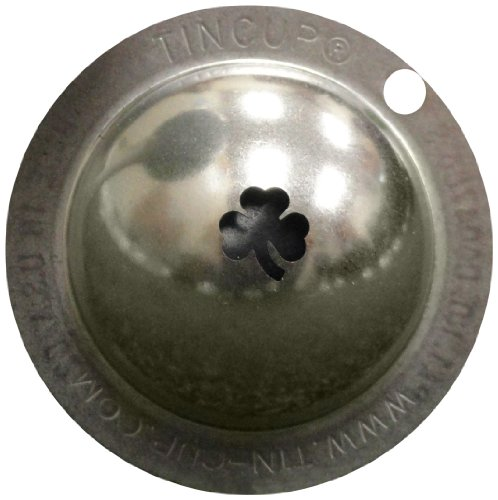For Sale! Tin Cup The Shamrock Golf Ball Marking Stencil, Steel