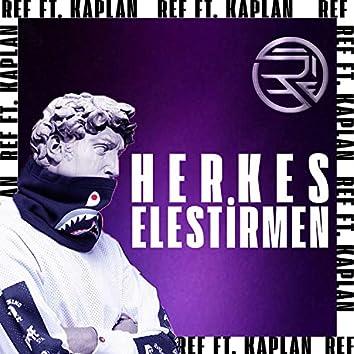 Herkes Eleştirmen (feat. Kaplan)