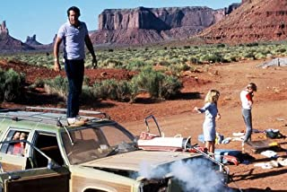 National Lampoon Vacation Stunning Grand Canyon Chevy Chase 24X36 Poster